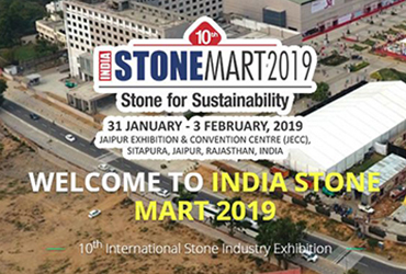 WELCOME TO INDIA STONE MART 2019